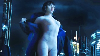 Scarlett Johansson On 'Ghost In The Shell': 'I Would Never Want To Feel Like I Was Playing A Character That Was Offensive'
