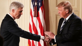 Trump Supreme Court Nominee Neil Gorsuch Founded A 'Fascism Forever' Club While In Prep School