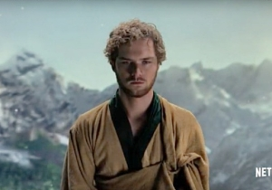 A New 'Iron Fist' Featurette Introduces The Final Member Of 'The Defenders' To The World