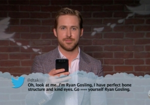 Jimmy Kimmel Gave Us An Extremely Harsh Mean Tweets For The Oscars