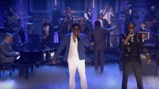 2 Chainz And Gucci Mane Had A Gospel Choir Backing Their 'Good Drank' Performance