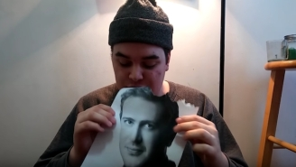 This Guy Will Eat A Photo Of Jason Segel Every Day Until His Bizarre Demands Are Met