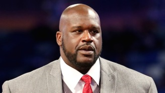 Shaq Was 'Terrified' Going Up Against Patrick Ewing In His First Trip To New York