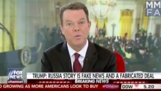 Shepard Smith Has Had Enough Of Trump's 'Absolutely Crazy' Treatment Of The Press