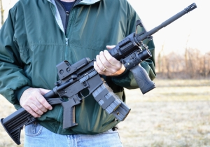 A U.S. Appeals Court Upholds Maryland's Ban On Assault Rifles