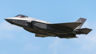 Why Did Trump Have Boeing On A Military Call About The F-35 Fighter Jet?