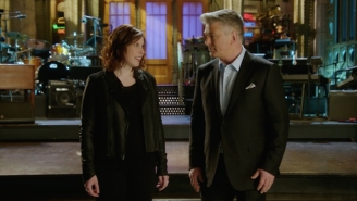 Alec Baldwin Muses About The Pull Of Fate In This Cinematic 'SNL' Teaser
