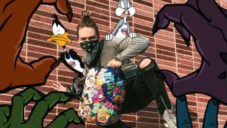 'Space Jam' Fans Can Now Own A Ridicously Cool Signature Backpack