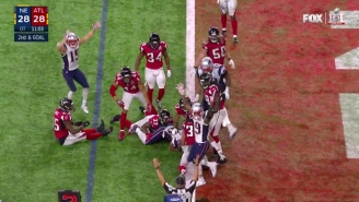 The Patriots Pulled Off The Biggest Super Bowl Comeback Ever And Won On This Overtime Play