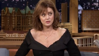 Susan Sarandon Explains Bette Davis And Joan Crawford's Bitter Rivalry