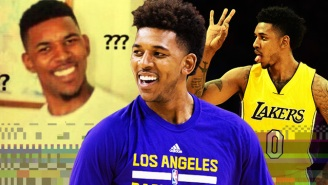 Nick Young Tells Us About His Most 'Swaggy P' Moment And Handling Becoming A Meme