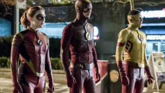 'The Flash' Fights Apes On This Week's Geeky TV