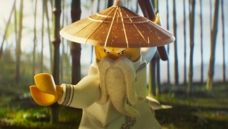 The First Trailer For 'The LEGO NINJAGO Movie' Is Funny Even If You Don't Know NINJAGO