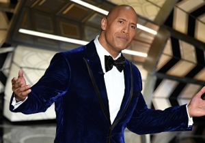The Rock's Shocked Face Was The Perfect Reaction To The Oscars Best Picture Debacle