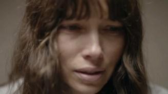 Jessica Biel's USA Series 'The Sinner' Has A Creepy, Stabby Trailer