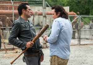 Theory: Eugene Is Going To Save Negan From Sasha On 'The Walking Dead'