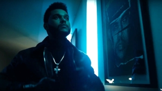 The Weeknd's 'Starboy' Video With Daft Punk Rocketed Past One Billion YouTube Views