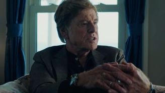 Netflix Unites Robert Redford And The Afterlife In The Fascinating Trailer For 'The Discovery'