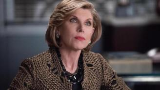 Christine Baranski Has A Trump Cabinet Member In Mind If 'SNL' Needs Her Services
