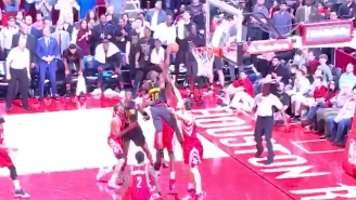Tim Hardaway Jr. Sealed A Hawks Win Over Houston By Posterizing Clint Capela