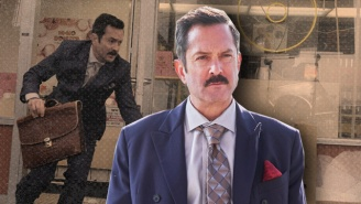 Thomas Lennon Talks About Growing His Signature Mustache Back To Play Leo Getz On 'Lethal Weapon'