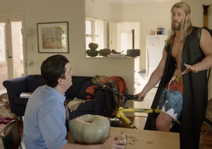 Thor Is Just The Worst Possible Roommate In This Hilarious Comedy Piece