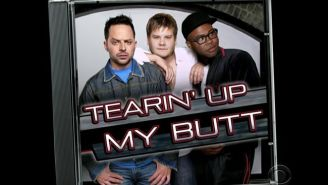 Jordan Peele, Nick Kroll, And James Corden Form The World's Most Sexually Explicit Boy Band
