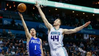 Nic Batum Guaranteed A Hornets Win, So T.J. McConnell Rubbed It In When The Sixers Beat Them
