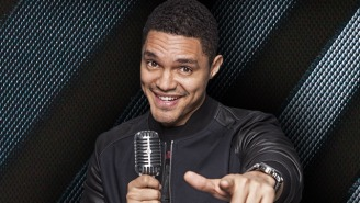 Trevor Noah On Making A Timeless Comedy Special And Why Facts Are Our Friends