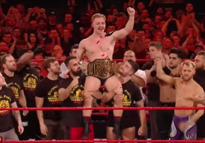 WWE's United Kingdom Champion Hasn't Met Vince McMahon Yet