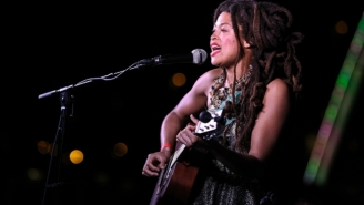 Valerie June Returns With The Experimental Folk Of 'With You'
