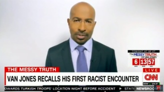 Van Jones Tells A Moving Story About His First Brush With Racism