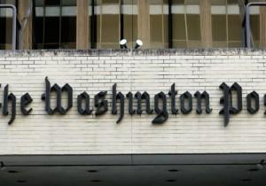 The Washington Post's New 'Democracy Dies In Darkness' Slogan Is Causing Quite The Stir