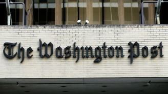 The Washington Post's New 'Democracy Dies In Darkness' Slogan Is Causing Quite The Stir