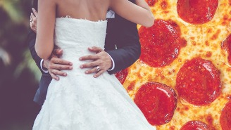 Dominos Is The Only Place You Should Register For Your Wedding