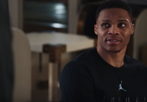 Russell Westbrook Calls Himself 'The All-Time Greatest Russell' In A New Ad