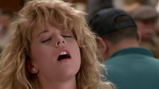Katz's Deli Is Asking Fans To Recreate The Orgasm Scene From 'When Harry Met Sally'