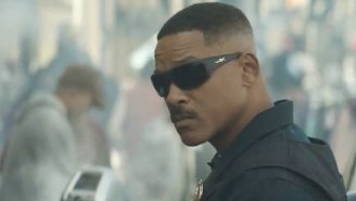 Will Smith Teams Up With An Orc Cop In Netflix's 'Bright' Teaser Trailer