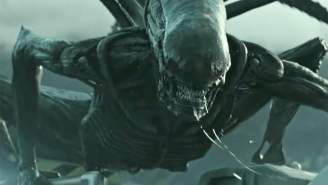The Latest 'Alien: Covenant' Trailer Gives Us A Terrifying First Look At The New Xenomorph