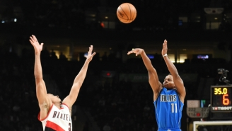 Undrafted Mavs Rookie Yogi Ferrell Put In An Instant Classic Performance Against The Blazers