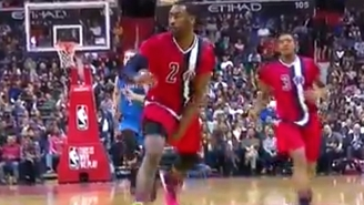 John Wall Dropped A Gorgeous Dime On This Between-The-Legs Pass Against The Thunder