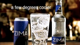 Zima Is Going To Be Hitting Shelves Again Soon So You Can Party Like It's 1995