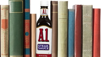 Someone Is Hiding Steak Sauce At A Library And Everyone Is Baffled