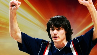 Remembering Adam Morrison And My Favorite College Basketball Moment Ever