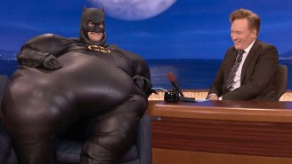 Adam Pally Was Drunk When He Picked His 'Greatest' Costume For 'Conan' Yet