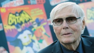 Adam West Will Guest Star In An Upcoming Episode Of 'Powerless,' And No, He's Not Playing Batman