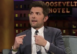 Adam Scott Perfected His Poker Face To Foil Your 'Big Little Lies' Theories