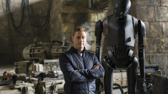 Alan Tudyk Wants K-2SO To Be In The Han Solo Movie