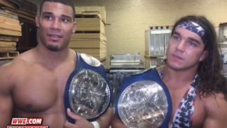 Yes, American Alpha Wants To Work With Kurt Angle As Badly As You Think