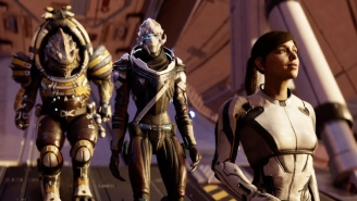 Don't Get Caught Up In The Negative Hype: 'Mass Effect: Andromeda' Is A Fine Addition To The Series
